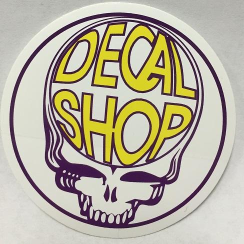 DecalShop Dead Head