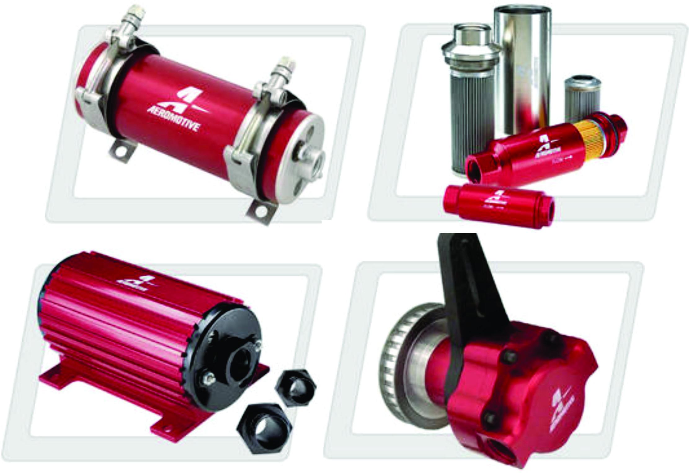 Fuel Pumps & Filters