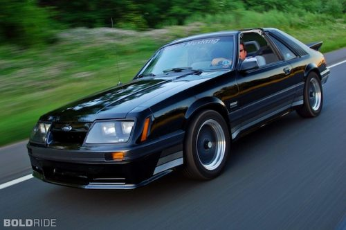Mustang Glasstop