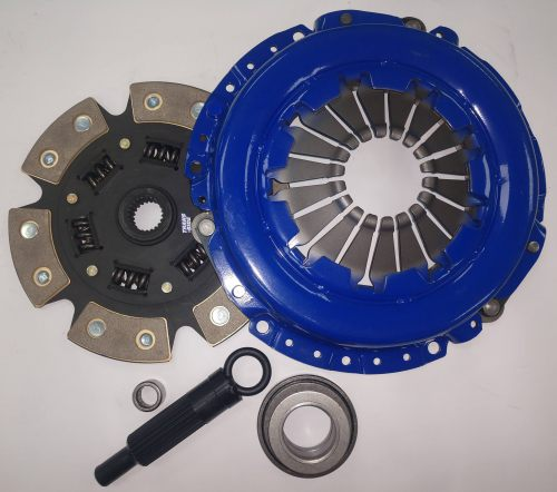 Clutch/Flywheel/Pressure Plates